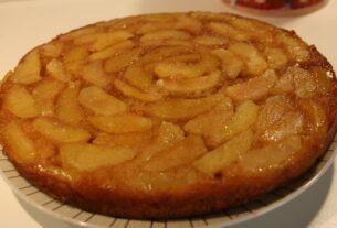 Νόστιμη και γρήγορη μηλόπιτα