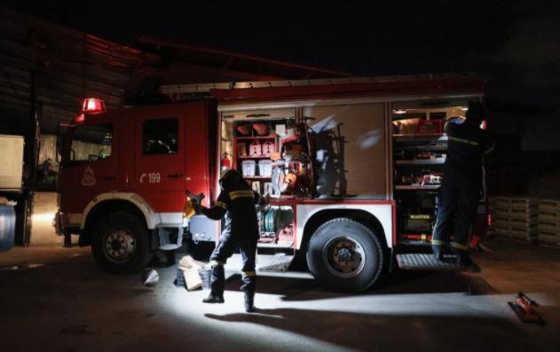 Άγιος Ιωάννης Ρέντης: Τραγικό ατύχημα με νεκρό εργάτη που καταπλακώθηκε από οικοδομικά υλικά