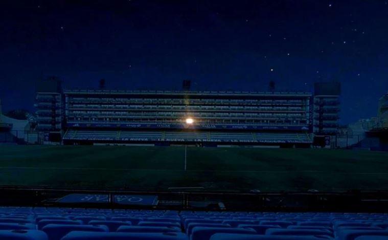 «Λα Μπομπονέρα»: Φωτίστηκε η θέση του Ντιέγκο Μαραντόνα στο στάδιο της Μπόκα Τζούνιορς