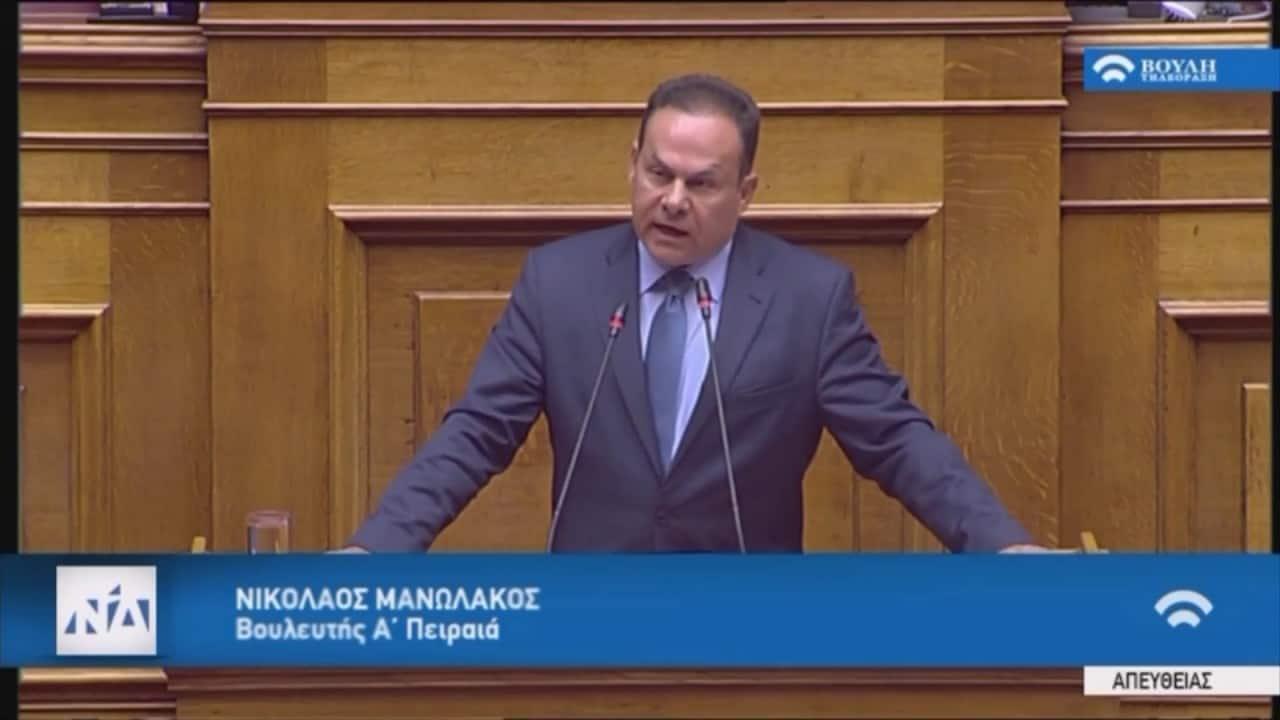 Νίκος Μανωλάκος: «Αρνητικό ρεκόρ παράδοσης των έργων του Μετρό στον Πειραιά»