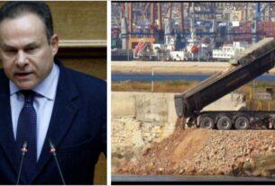 """Νίκος Μανωλάκος: """"Συντάσσομαι πλήρως με το Ψήφισμα του Δημοτικού Συμβουλίου Πειραιά"""""""