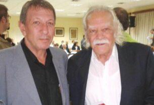 Πειραιάς: Πέθανε ο γνωστός Πειραιώτης δημοσιογράφος Στυλιανός Μανουσάκης