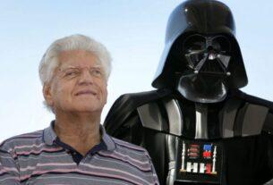 "Star Wars: Πέθανε ο David Prowse ,ο ηθοποιός που ενσάρκωσε τον ""Darth Vader"" στην πρώτη τριλογία"