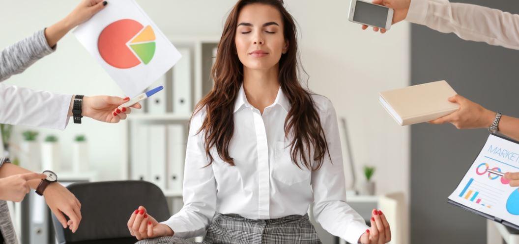 ΥΓΕΙΑ: Συμβουλές για να αντιμετωπίσετε το εργασιακό άγχος