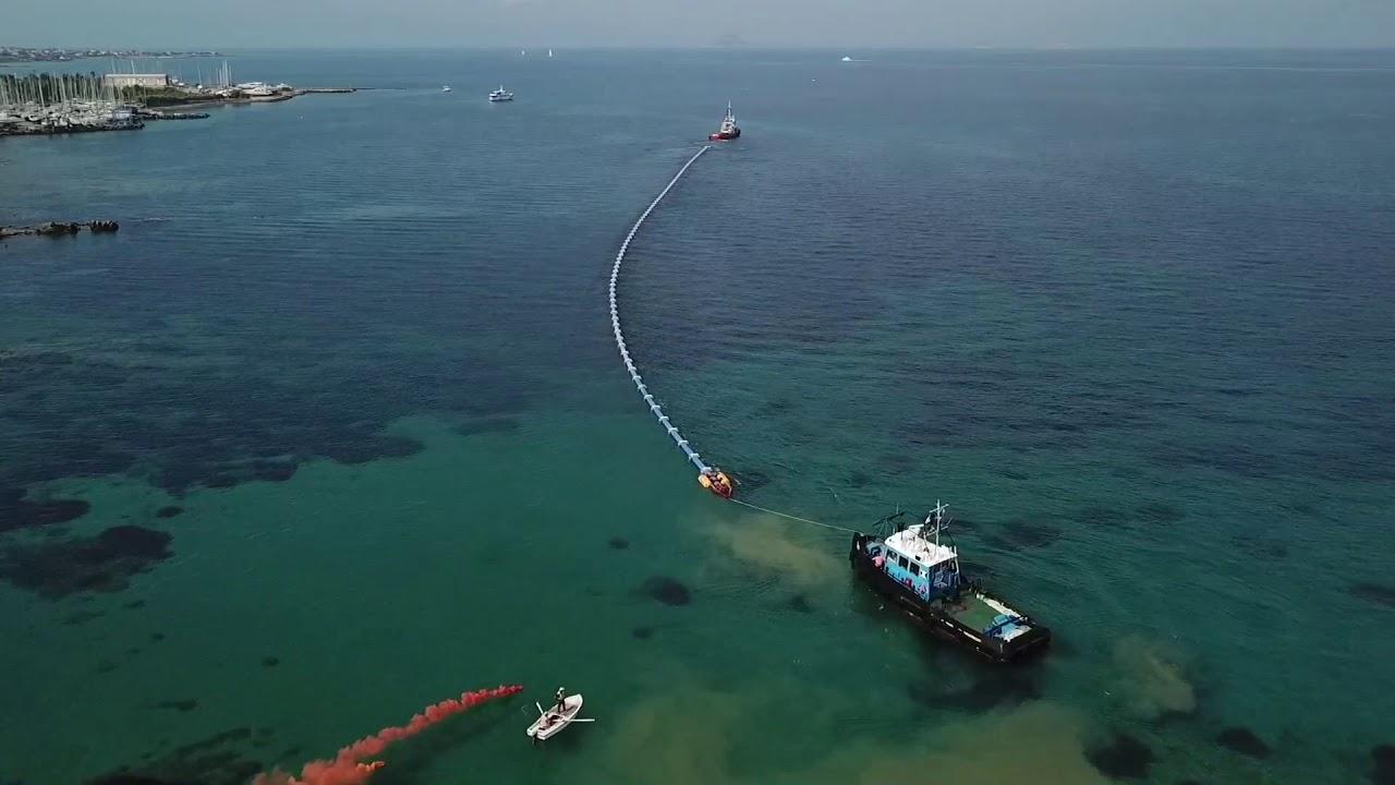 """Δημήτρης Κατσικάρης: """"Τα έργα για τον υποθαλάσσιο Αγωγό Αίγινας προχωρούν με ρυθμούς χελώνας"""""""
