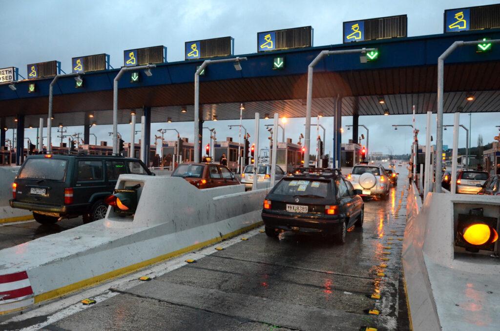 Διόδια: Νέες τιμές από την Πρωτοχρονιά στους Εθνικούς αυτοκινητόδρομους-Λίστα