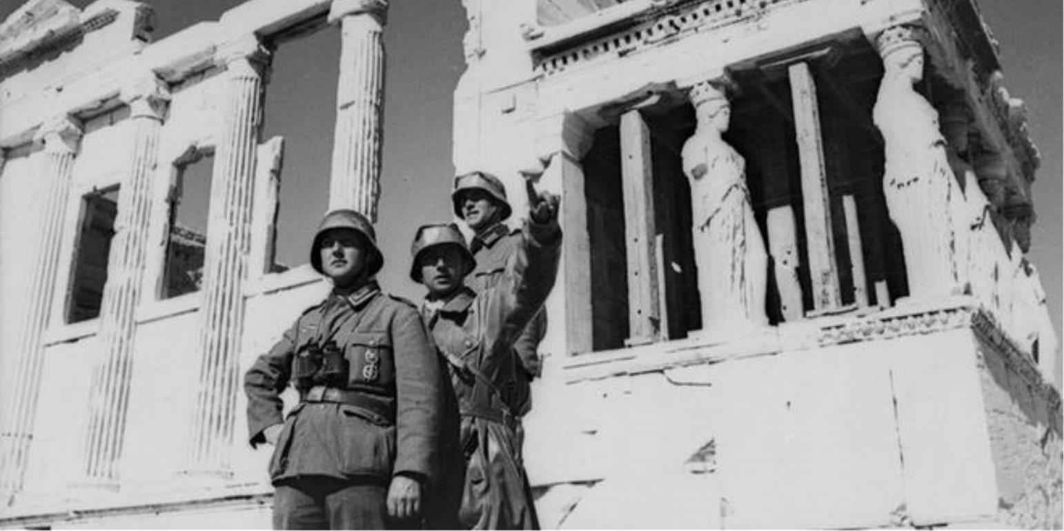Έλληνες, Γερμανοί και Ιστορία...