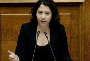 Φωτεινή Μπακαδήμα: «Ο ΣΥΡΙΖΑ δεν θα καταφέρει να κάνει ΝΑΙ το ΟΧΙ του λαού της Β' Πειραιά»