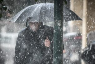 Καιρός σήμερα 10/12: Βροχές και καταιγίδες - Πού αναμένεται πτώση της θερμοκρασίας