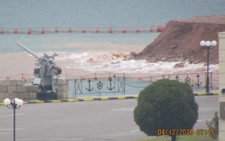 Πειραϊκή: Κινδυνεύει και το μνημείο του ΘΕΜΙΣΤΟΚΛΗ από τις εργασίες της Cosco!(PHOTOS)