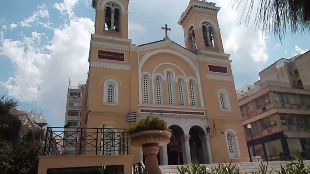Πειραιάς: Αφιέρωμα στο Μοναστήρι του Αγίου Σπυρίδωνα, πολιούχου της πόλης-video