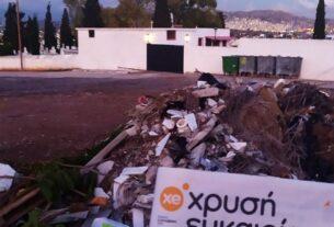 Σαλαμίνα: Εικόνες ντροπής στα 2 νεκροταφεία του νησιού – Σοκαριστικές φωτογραφίες!