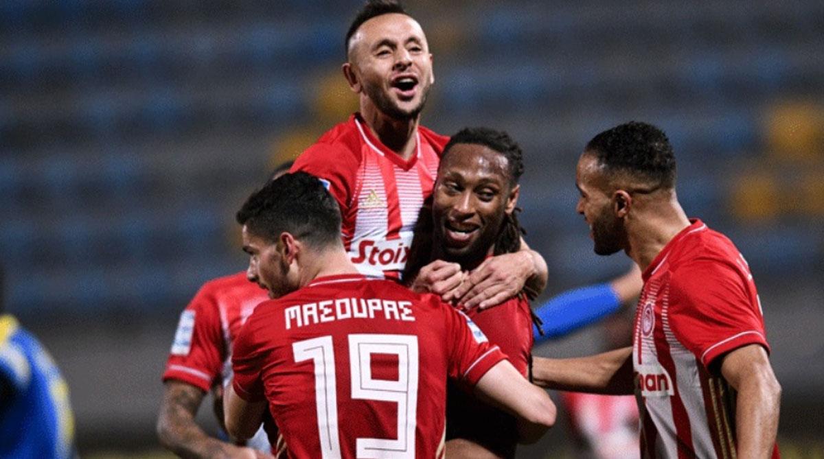 Αστέρας Τρίπολης - Ολυμπιακός 0-4: Ο  Θρύλος Άλωσε την Τριπόλη-video