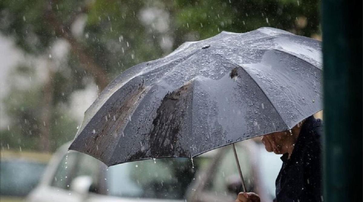 Δελτίο Καιρού΄ΕΜΥ: Ισχυρές βροχές και καταιγίδες προ των πυλών