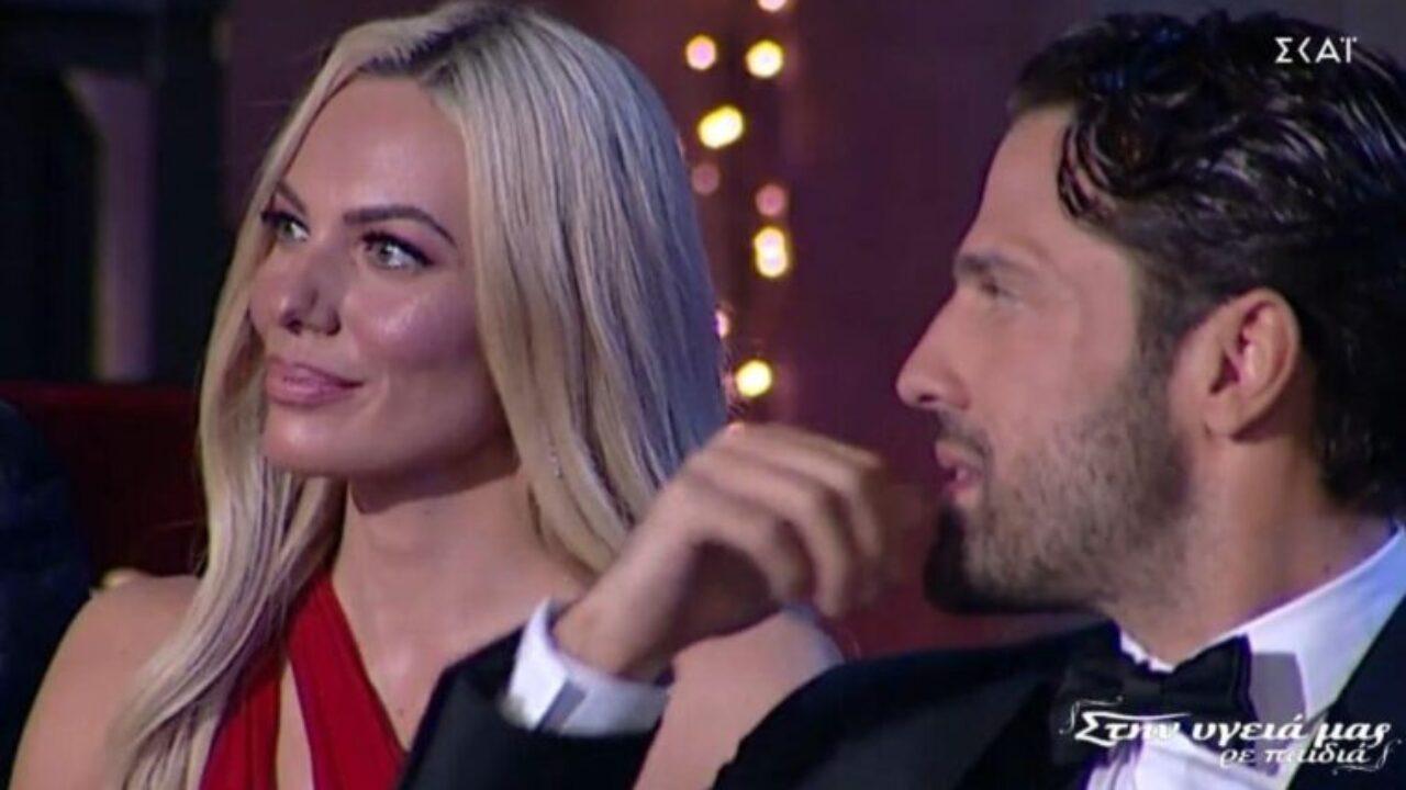 Τι λέει η Ιωάννα Μαλέσκου για την σχέση της με τον Κωνσταντίνο Αργυρό-video