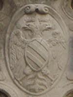 Το οικόσημο της οικογένειας Καλλέργη