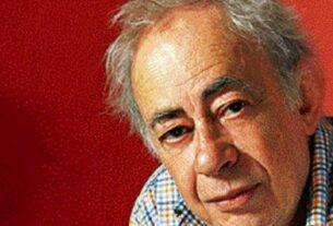 Έφυγε από την ζωή ο σπουδαίος συγγραφέας Βασίλης Αλεξάκης