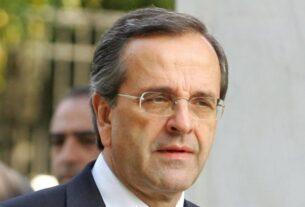 Αντώνης Σαμαράς: «Οι διερευνητικές ακυρώνουν κάθε συζήτηση για κυρώσεις στην Τουρκία»