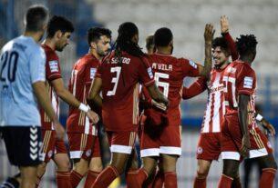 """Απόλλων Σμύρνης - Ολυμπιακός 1-3: Το """"Τραίνο"""" πάτησε και τον Απολλωνα-Highlights"""