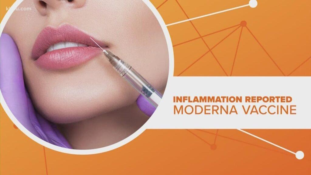 Covid-19: Το εμβόλιο της Moderna και η παρενέργεια  σε άτομα που έχουν fillers στο πρόσωπο