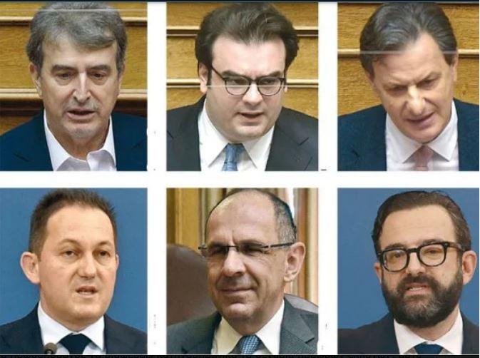 Δείτε σε ποιες περιφέρειες θα είναι υποψήφιοι οι 20 (εξωκοινοβουλευτικοί) υπουργοί...