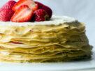 Εύκολη συνταγή από Γαλλία για κρέπες με φράουλες