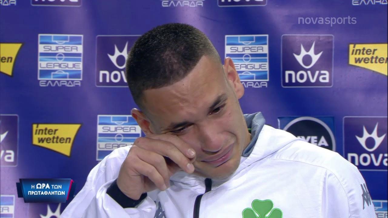 Ολυμπιακός: Ο Δημήτρης Εμμανουηλίδης έβαλε γκολ στις καρδιές μας