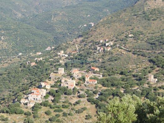 Η Γωνέα, οικισµός της κώµης τουΚότρωνατης περιοχήςΤευθρώνης