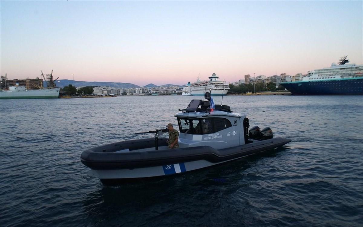 Ίμια: Τουρκική ακταιωρός εμβόλισε ταχύπλοο σκάφος του Λιμενικού!