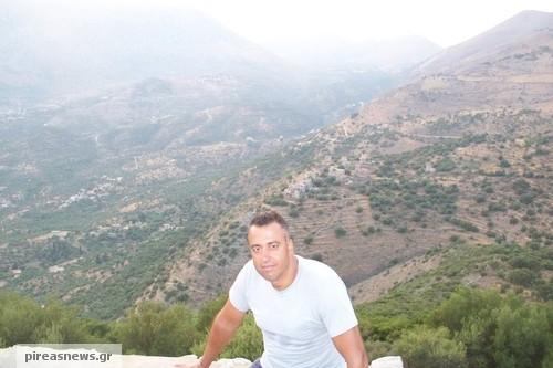 Ο αρθρογράφος Σταύρος Λιλόγλου , Μανιάτης εκ Μανογενιάς (το γένος Γεωργοπαπαδάκου)