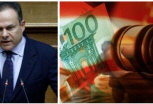Νόμος Κατσέλη: Ο Νίκος Μανωλάκος ZHTA παράταση προθεσμιών για τα υπερχρεωμένα νοικοκυριά