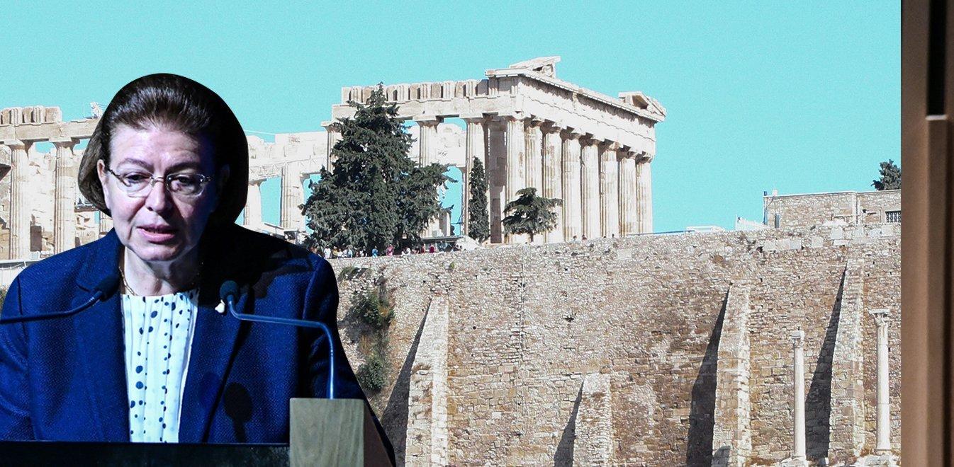 Οι αρχαιολόγοι διαφωνούν με Μητσοτάκη και κατακεραυνώνουν την Λίνα Μένδωνη-video