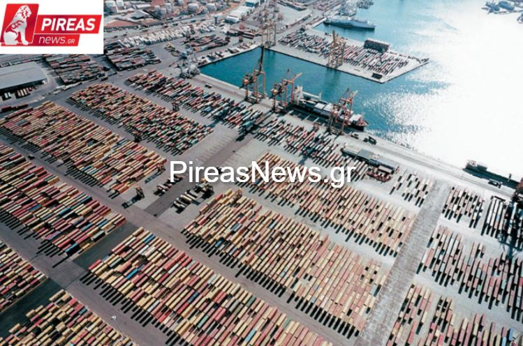 Πειραιάς: Παραλύει για 24 ώρες το εμπορικό λιμάνι