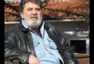 Θρήνος στον καλλιτεχνικό κόσμο - Έφυγε ο ηθοποιός Παναγιώτης Ραπτάκης