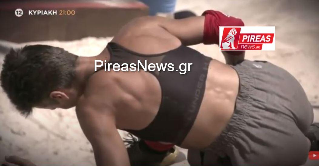 Survivor Spoiler 31/01: Ο σοβαρός τραυματισμός της Σοφίας Μαργαρίτη-video