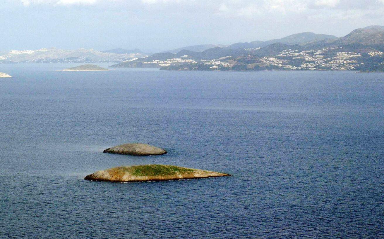 Ίμια: Τουρκική ακταιωρός εμβόλισε ταχύπλοο σκάφος του Λιμενικού-photo