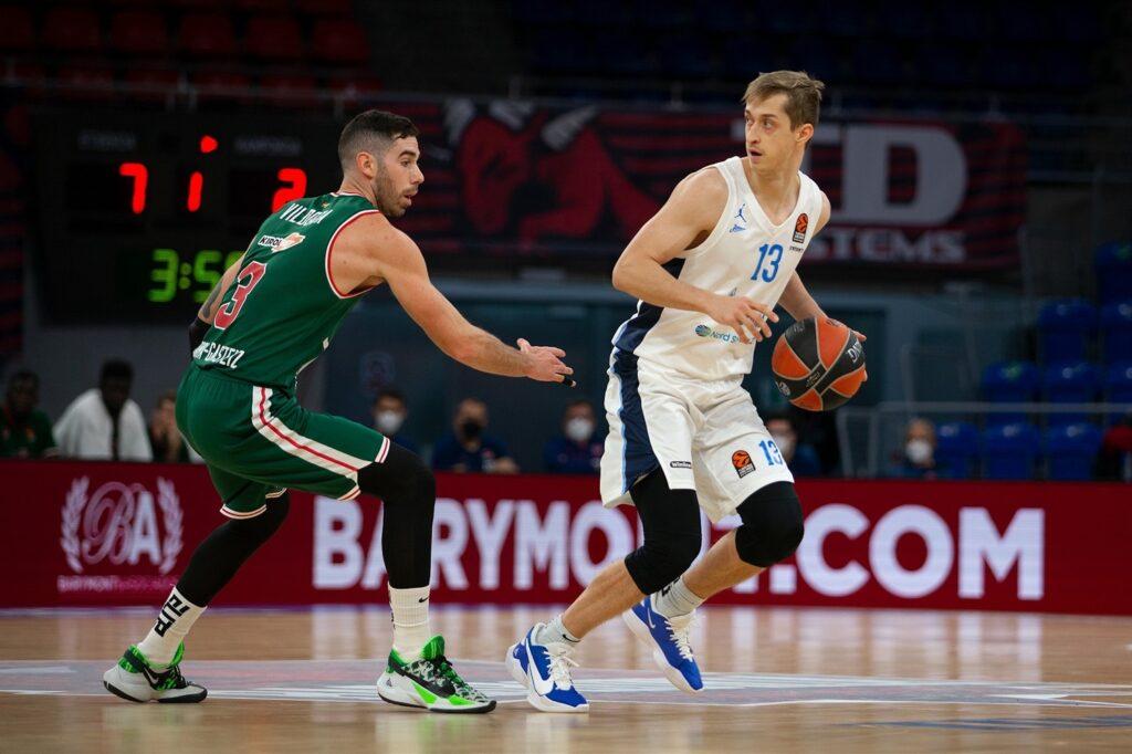 Παναθηναϊκός- Ζενίτ Live Streaming: ΕΔΩ ο αγώνας μπάσκετ