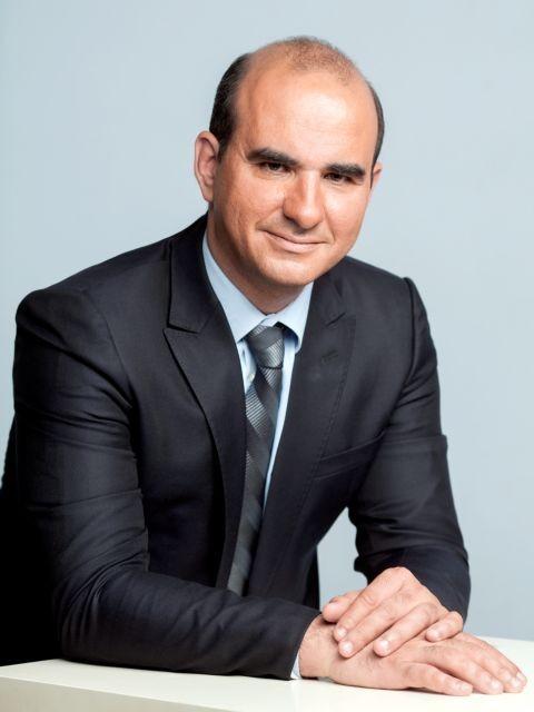 Ο Θανάσης Πολυχρονόπουλος είναι αντιπρόεδρος Διεθνούς Ανάπτυξης της εταιρείας Polyeco SA