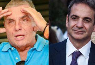"""Γιώργος Τράγκας: """"Αυτό που έρχεται θα σαρώσει την κυβέρνηση Μητσοτάκη"""""""