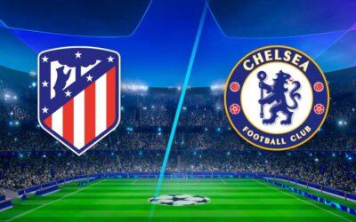 Ατλέτικο Μαδρίτης-Τσέλσι Live Streaming 23/02