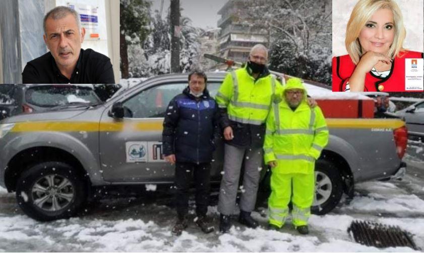 """Δήμος Πειραιά: Εργαζόμενοι και υπηρεσίες αντιμετώπισαν με επιτυχία την κακοκαιρία """"Μήδεια"""