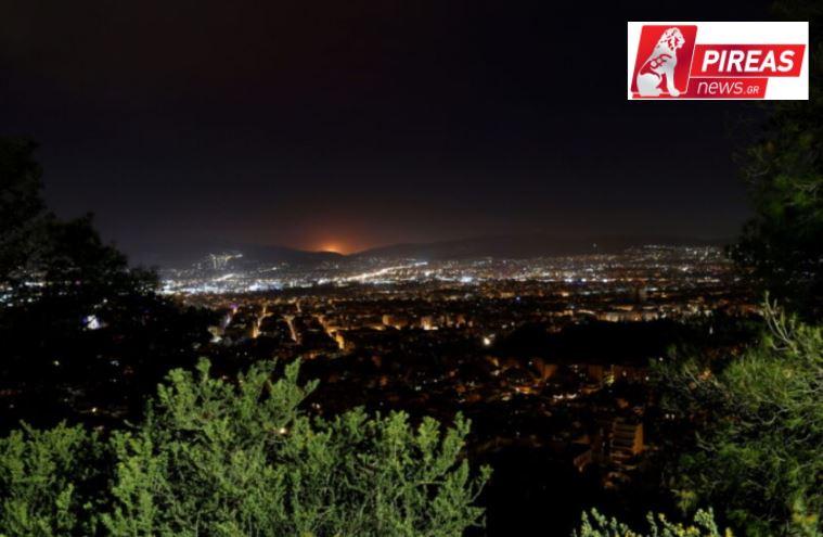 Έκρηξη σε υποσταθμό της ΔΕΗ έφερε BLACKOUT σε Πειραιά και Σαλαμίνα-video
