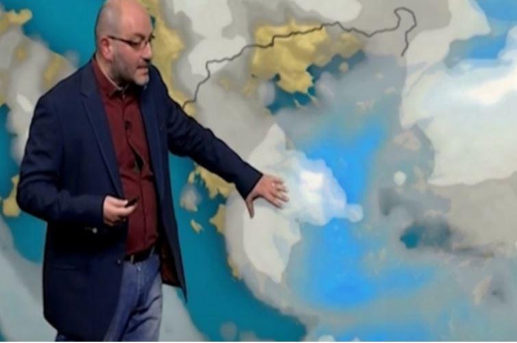 Έκτακτο δελτίο καιρού: Έτσι θα εξελιχθεί η κακοκαιρία Μήδεια στην Αττική