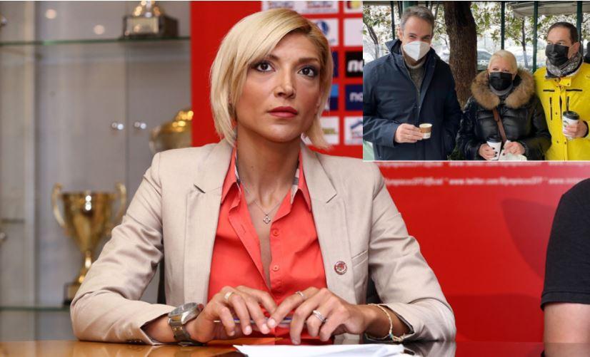 Η Χριστίνα Τσιλιγκίρη απαντά στους πλεμπαίους: Ο Μητσοτάκης πήγε DaCapo γιατί είναι μεγαλόψυχος!