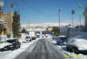 Κλέαρχος Μαρουσάκης: Το έντονο το δεύτερο κύμα της «Μήδειας» θα φέρει χιόνι και στον Πειραιά!
