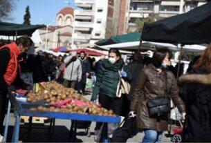 Λαϊκές αγορές: Έρχονται αλλαγές με σχέδιο νόμου