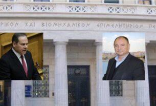 Νίκος Μανωλάκος για Ανδριανό Μιχάλαρο: «Έφυγε ένα μαχητής της μικρομεσαίας επιχειρηματικότητας»