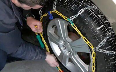 Πολύ χρήσιμο: Πώς βάζω αλυσίδες στο αυτοκίνητο-video
