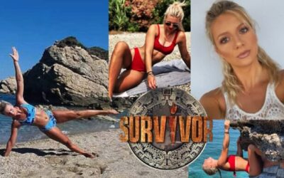 Survivor Spoiler 21/2: Ποια είναι η ΚΟΥΚΛΑΡΑ γυμνάστρια που αντικαθιστά την Έλενα Κρεμλίδου