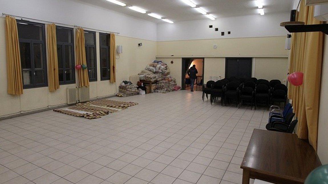 Θερμαινόμενος χώρος στον Δήμο Πειραιά σε 24ωρη βάση